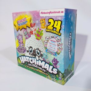 NEW 24 Hatchimals CollEGGtibles - The Hatchimals Star Unboxing Kit Includes 24 hatchimals eggs for Sale in Ventura, CA