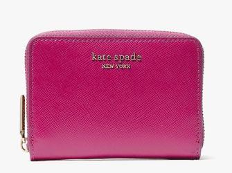 Authentic Kate Spade Magenta Wallet for Sale in Lovettsville,  VA