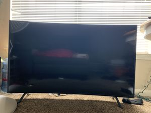 Samsung curved television for Sale in Arlington, TX