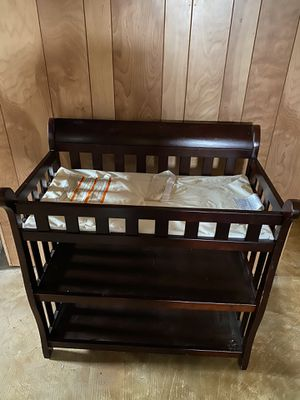 Baby Changing Table with extras - excellent condition! for Sale in Detroit, MI