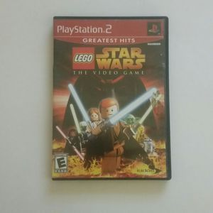 Lego Star Wars PS2 for Sale in Wichita, KS