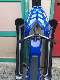 Steering sled for Sale in Snohomish,  WA