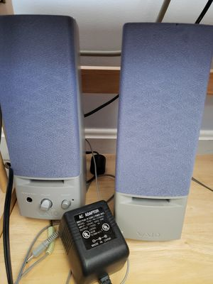 Viao Sony two speakers for Sale in Herndon, VA