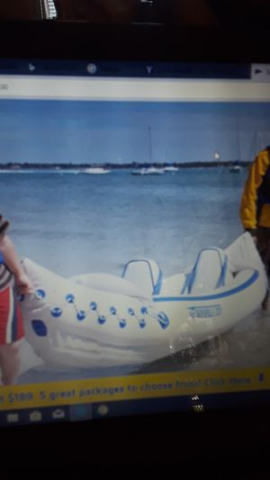 Sea Eagle 330 Inflatable 2 seater kayak for Sale in Wichita, KS