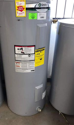 AO Smith water heater 55 gal GXZE for Sale in El Paso, TX