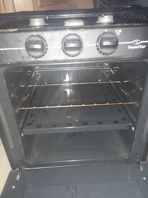 Wedgewood three burner propane stove for a camper or motorhome for Sale in Pineville, LA