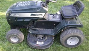 lawn mower bolens 17 hp need gone ASAP for Sale in College Park, MD