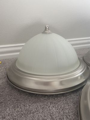 3 Ceiling Light Fixtures for Sale in Burleson, TX