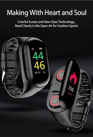 Smart watch whit headphones for Sale in Salt Lake City, UT