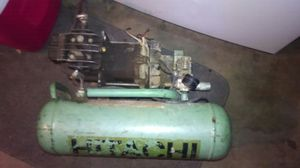 Hitachi compressor for Sale in Bakersfield, CA
