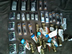 Plumbing special $1100 worth of supplies for $500 firm for Sale in Vallejo, CA