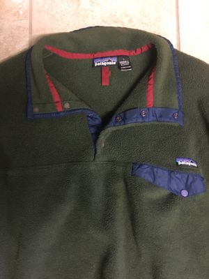 PATAGONIA Men's Large Sweatshirt for Sale in Bellefontaine, OH