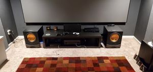 Two Klipsch RW-12D Subwoofers for Sale in Tomball, TX