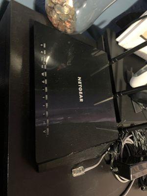 Netgear modem for Sale in Vernon, CA