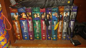 Smallville seasons 1-10 for Sale in Webster, MA