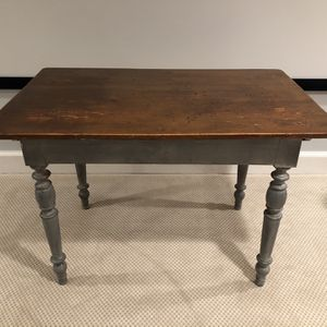 Hungary Imported Antique Farm House Table for Sale in Herndon, VA