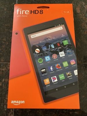 Kindle Fire HD8 for Sale in San Antonio, TX