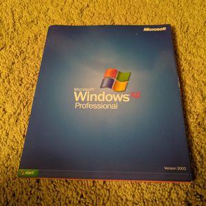 Microsoft Windows XP Professional Upgrade - SP2 Version 2002 w/Key for Sale in Wheaton, IL