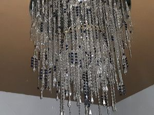 Crystal chandeliers large for Sale in Oakland, CA