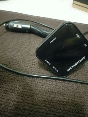Scosche FM Audio Transmitter for Sale in Ashburn, VA