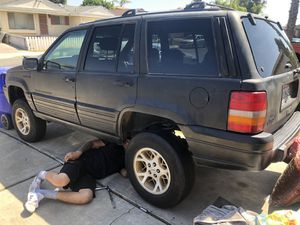 Jeep Grand Cherokee 97 parts for Sale in San Diego, CA