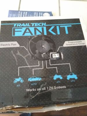 Trail tech fan kit for Yamaha for Sale in Fresno, CA