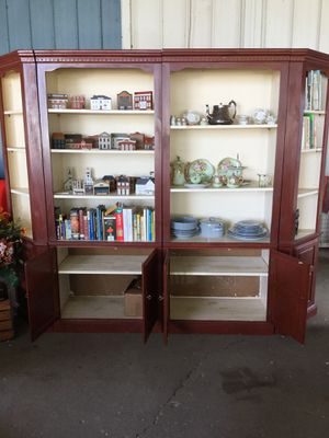 Bookshelf Wall Unit. NO HOLDS. SOLD for Sale in South Boardman, MI