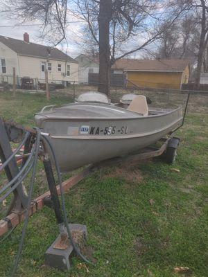 Fishing boat for Sale in Wichita, KS