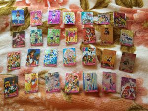 Sailor moon special edition cards wrapped in plastic for Sale in Las Vegas, NV
