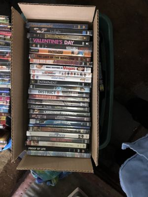 400 DVD Movies for Sale in Bellevue, WA