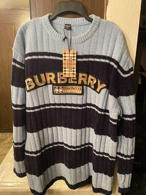 Burberry sweater size xl for Sale in La Mesa, CA