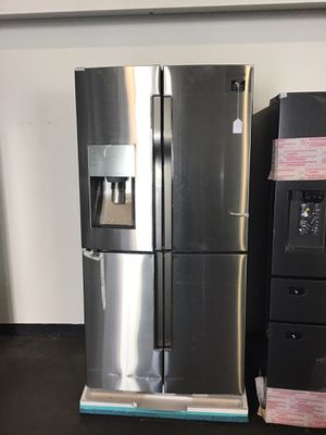Stainless Refrigerator Dishwasher Oven OTR Microwave for Sale in San Luis Obispo, CA