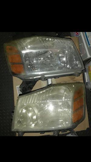 Nissan Titan / Armada headlights for Sale in Huntington Park, CA