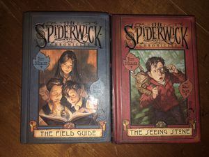 Spiderwick Chronicles Books 1&2 for Sale in La Vergne, TN