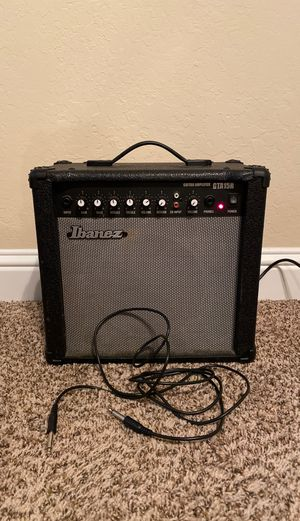 65$ or Best offer. Ibanez Amp for Sale in Fresno, CA