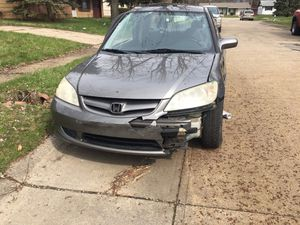 Honda Civic 05 for Sale in Indianapolis, IN