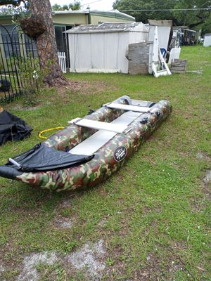 Nifty 12 foot inflatable dinghy for Sale in Vero Beach, FL