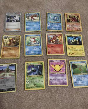 Pokémon cards for Sale in Lincoln, NE
