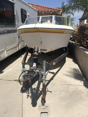 Buy trailer and Boat is free! for Sale in Bonita, CA