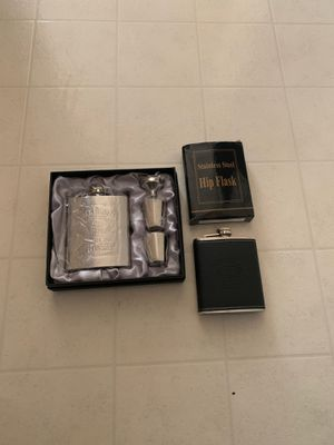 Both for $12 Flask for Sale in Chula Vista, CA