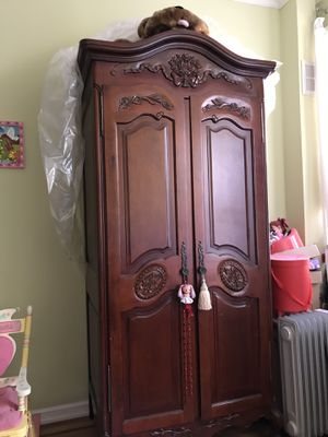 Nursery armoire, Martinique baby for Sale for sale  Brooklyn, NY
