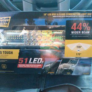 "Nvison 10"" Led Spot /Flood Combination Light Bar for Sale in Des Moines, WA"