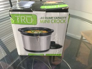 Mini Crock for Sale in Apex, NC