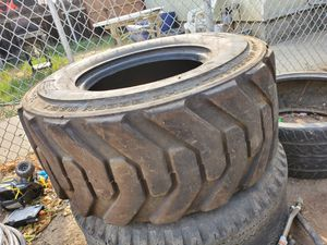 Backhoe tire for Sale in Patterson, CA