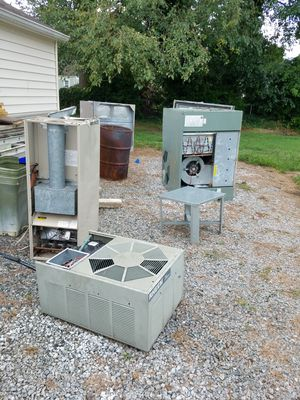 Scrap metal, $40 takes all for Sale in Chesapeake, VA