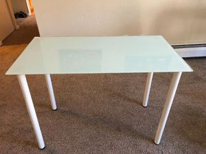 IKEA Glasholm desk and Tobias chair (sold together) for Sale in Lexington, KY