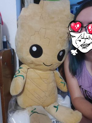 Funko lunch box exclusive groot plush stuffed animal marbel guardian of the galaxy plushie pop for Sale in Scottsdale, AZ