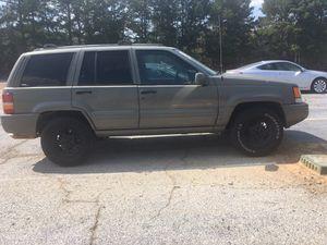 1998 Jeep Grand Cherokee 4x4 $1700 OBO for Sale in Decatur, GA