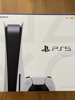 Ps5 Console Disc Version Playstation 5 Disk Version for Sale in Alhambra,  CA