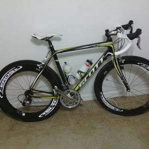 carbon fiber bicicle for Sale in Miami, FL